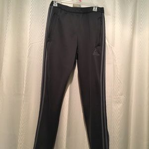 Men's grey climacool Adidas jogger pant size M